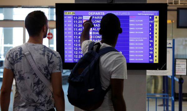 Air France cancela 13% de sus vuelos en primera jornada de huelga - Noticias de huelga