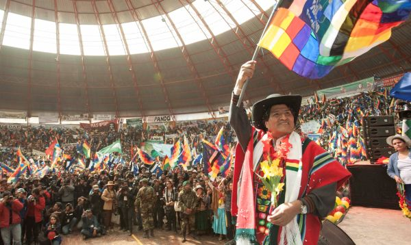 Evo Morales celebró Día de la Revolución Agraria, Productiva y Comunitaria - Noticias de evo morales