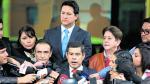 Fujimorismo usa estrategia 'esperar y escuchar' para decidir sobre facultades - Noticias de hector becerril