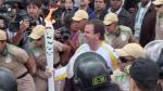 Río 2016: Así llegó la Antorcha Olímpica a la ciudad de Río de Janeiro - Noticias de eduardo paes