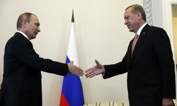 Putin y Erdogan avanzan en reactivación de relaciones diplomáticas entre Rusia y Turquía - Noticias de rusia