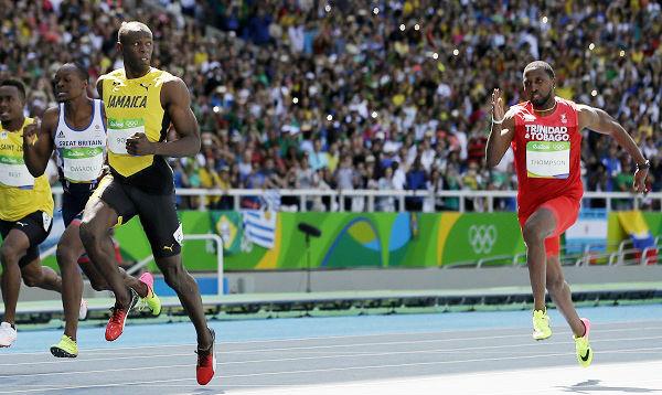 Río 2016: Usain Bolt clasificó a semifinales de los 100 metros planos - Noticias de usain bolt