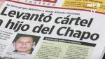 """Secuestro de hijo de """"El Chapo"""" Guzmán enciende alerta en México - Noticias de mario salazar"""