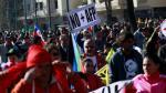 Nueva marcha en Chile contra el sistema de pensiones privado - Noticias de afiches