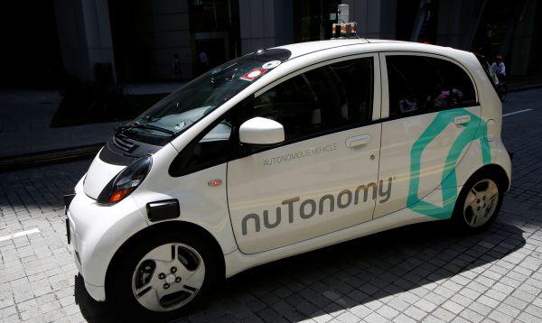 Singapur prueba taxis sin conductor en una primicia mundial - Noticias de vehiculos autonomos