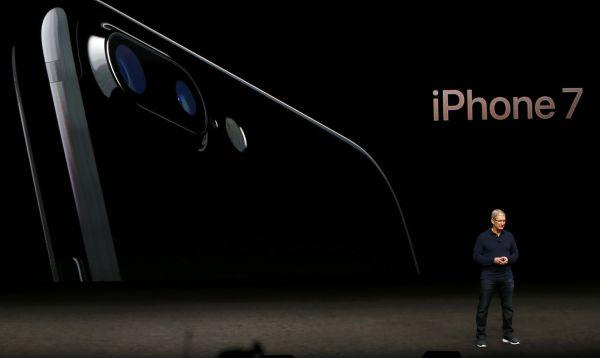 Apple presenta dos nuevos teléfonos inteligentes iPhone 7 y 7 Plus - Noticias de smartphones