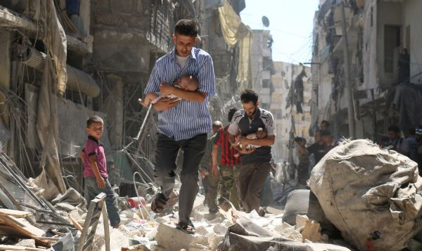 Entra en vigor una tregua en Siria pactada por Rusia y Estados Unidos - Noticias de rusia