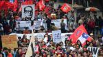 Chile conmemora en las calles 43 años del golpe que instauró la dictadura de Pinochet - Noticias de presidente salvador allende
