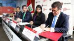 MEM y Transmisora Eléctrica del Sur 3 suscriben contrato para iniciar proyecto de U$ 20.2 millones - Noticias de mariscal nieto