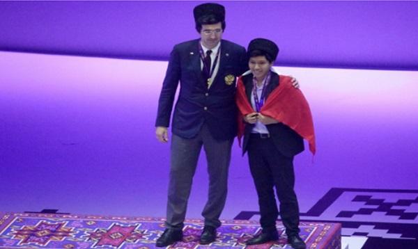 Peruano gana medalla de bronce en Olimpiada de Ajedrez - Noticias de jorge vera