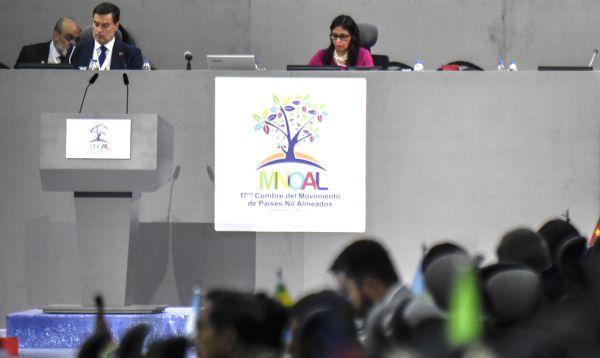 Venezuela celebra Cumbre de NOAL en plena crisis y ebullición política - Noticias de hasan salihamidi