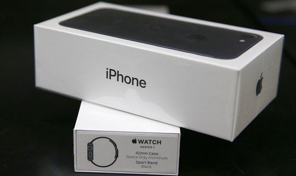 iPhone 7 de Apple sale mañana a la venta - Noticias de reserva
