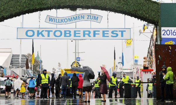 Múnich inaugura el Oktoberfest bajo altas medidas de seguridad - Noticias de cerveza