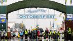 Oktoberfest: el calor del festival triunfó sobre la fría lluvia y las fuertes medidas de seguridad - Noticias de oktoberfest