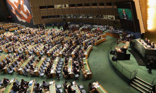 """Hollande en la ONU sobre Siria: """"Basta quiere decir basta"""" - Noticias de población"""