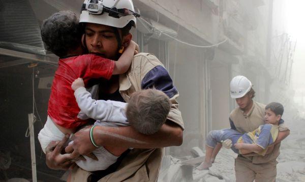 Aviones de combate bombardean zonas rebeldes de Alepo en el peor ataque en meses - Noticias de rusia