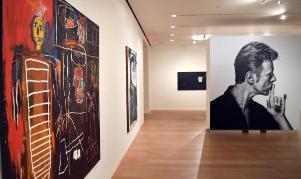 Colección de obras de arte de David Bowie presentada en Nueva York - Noticias de david bowie
