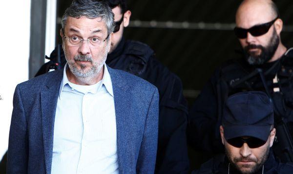 Policía de Brasil detiene a ex ministro Palocci en investigación por corrupción - Noticias de luiz inacio lula