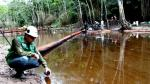 Petroperú: Daño de terceros ocasiona nueva fuga de crudo en el oleoducto - Noticias de petroperu