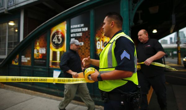 Tren choca contra estación de Nueva Jersey y deja alrededor de 100 heridos - Noticias de accidentes