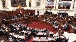 Comisión de Constitución aprueba dictamen de facultades especiales - Noticias de luis galarreta