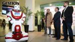RobotMan: Conozca al primer robot de seguridad desarrollado en el país - Noticias de pucp