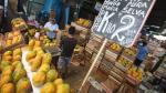 Precios al por mayor a nivel nacional aumentaron 0.79% en setiembre - Noticias de bienes materiales