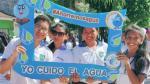 Lima consume 150% más agua de la recomendada por la OMS - Noticias de marco jimenez