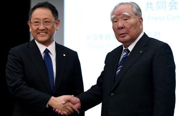 Toyota y Suzuki mantienen conversaciones en vistas a una asociación - Noticias de desarrollo