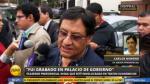 Ministerio Público abre investigación contra ex asesor presidencial Carlos Moreno - Noticias de carlos galvez