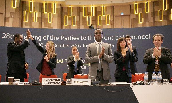Casi 200 naciones firman acuerdo para reducir uso de gases HFC de efecto invernadero - Noticias de john kerry