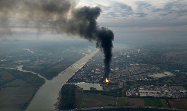 Accidente industrial en Alemania deja al menos un muerto y seis desaparecidos - Noticias de empresas