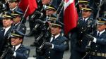 Oficializan ascensos a militares del Ejército, Fuerza Aérea y Marina de Guerra - Noticias de mario gonzales