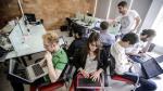 Millennials buscan trabajo en lugares con mucha tecnología - Noticias de penn schoen berland