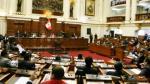 Congreso oficializó norma contra el transfuguismo de parlamentarios - Noticias de luciana leon