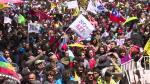 Chile: Miles marchan en demanda de cambio en el sistema de jubilación - Noticias de trabajadores