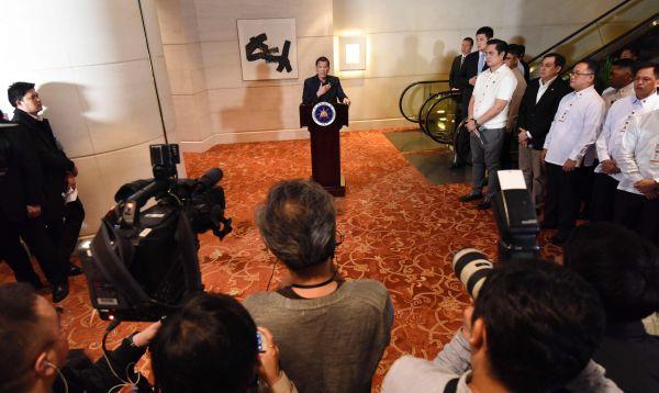 Polémico presidente de Filipinas alaba a China durante visita a Pekín - Noticias de karry washington