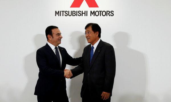 El presidente de Nissan Carlos Ghosn presidirá también Mitsubishi Motors - Noticias de carlos ghosn