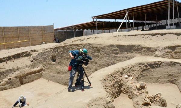 National Geographic filma documental sobre excavaciones arqueológicas en Perú - Noticias de carlos torres
