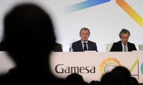 Junta de Gamesa aprueba la fusión con Siemens para crear gigante eólico - Noticias de españa