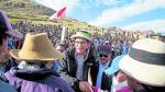 Las Bambas: comunidades presentan pliego de reclamos de 30 puntos - Noticias de carlos palomino