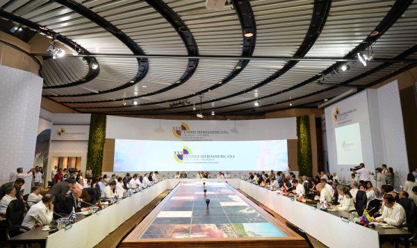 Cumbre Iberoamericana se inicia en Colombia con la mira en Venezuela - Noticias de servir