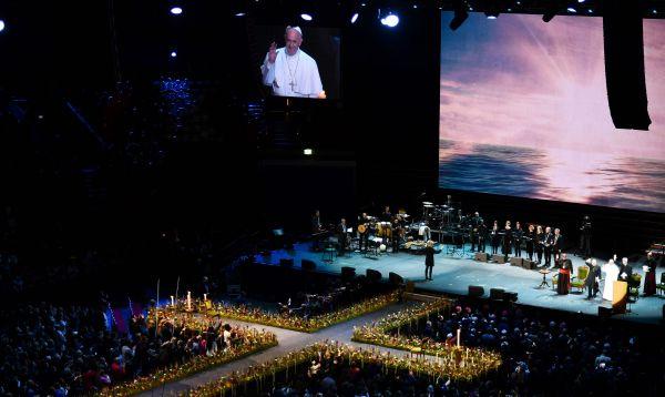 Papa Francisco visita Suecia para consolidar reconciliación con los protestantes - Noticias de martin lutero