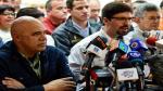 Bajo tensión, Venezuela inicia tregua en frágil diálogo gobierno-oposición - Noticias de daniel alarcon