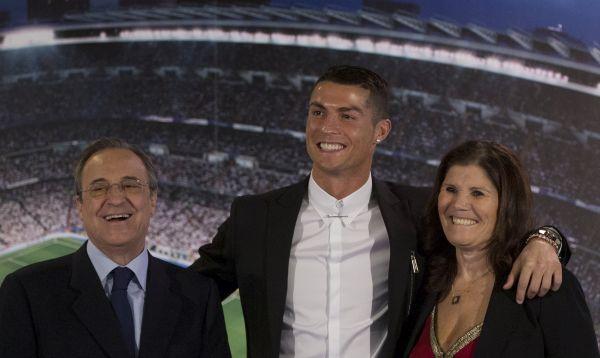 """Cristiano renueva con el Real Madrid en su """"penúltimo contrato"""" - Noticias de leo messi"""