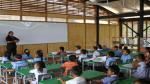 Escolares de zonas rurales de la selva ahora estudian en colegios de S/ 45 millones - Noticias de satipo