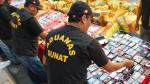 Sunat incautó 430 toneladas de productos agrícolas que iban a venderse sin pagar impuestos - Noticias de san camilo
