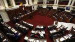 Congreso aprueba por unanimidad nuevo dictamen sobre ley de IGV Justo - Noticias de mercedes araoz