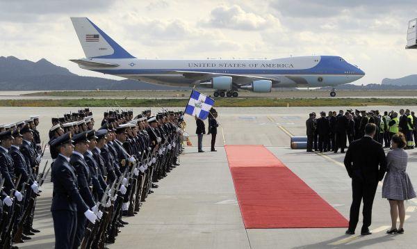 Obama llega a Grecia en última gira a Europa como presidente - Noticias de bill clinton