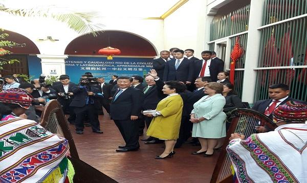Presidente PPK y mandatario chino visitan museo de Arqueología en Pueblo Libre - Noticias de  ppk